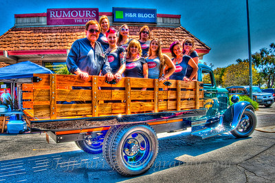 20110529Hot Rods-Rumours staff truck