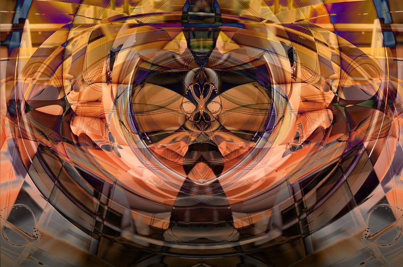 Vitruvian Mantis