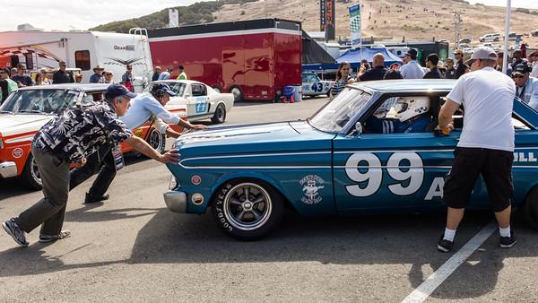 Monterey Motorsports Reunion 2012