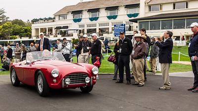 Pebble Beach Concours d'Elégance 2012