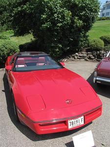 Corvette (1984)