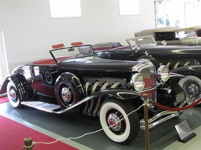 Duesenberg Model J-529 Convertible Coupe