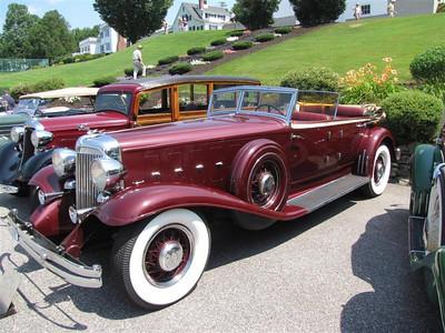 Chrysler CL Imperial Custom Eight Phaeton