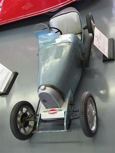 Bugatti Grand Prix toy car