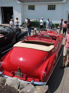 Cadillac Sixty Special Dual Cowl Convertible Sedan