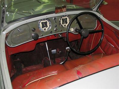 Alfa Romeo 8C-2900B Touring Superleggera spider