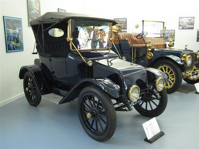 Baker Electric Model WB (1914)