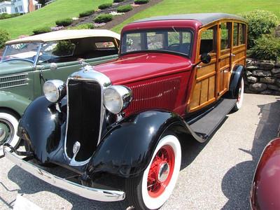 Dodge KCL Woody Wagon
