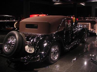 Horch Type 670 Glaser Sport Cabriolet