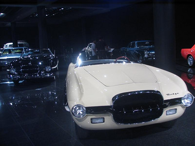 Dodge Firearrow concept cars