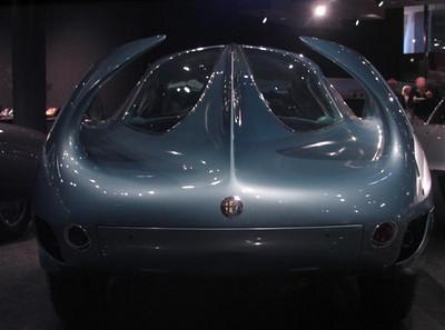 Bertone Alfa Romeo B.A.T. 7