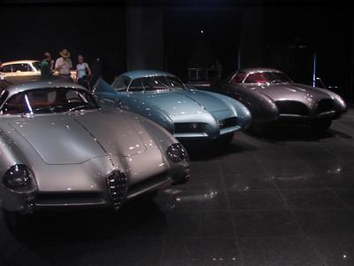 Bertone Alfa-Romeo B.A.T. concepts