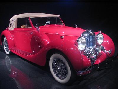 Lagona V12 Drophead Coupe