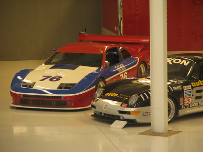 The Collings Foundation - Nissan 300ZX Turbo IMSA and Porsche 911 GT3