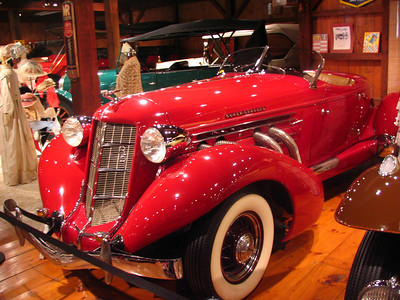 The Collings Foundation Car Collection, Stow, MA