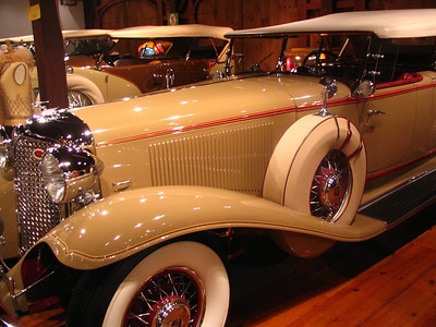 The Collings Foundation - Packard 7-passenger Phaeton