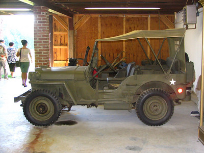 The Collings Foundation - Jeep