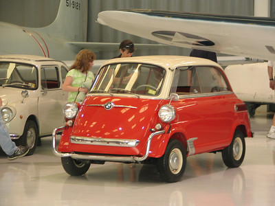The Collings Foundation - BMW Isetta