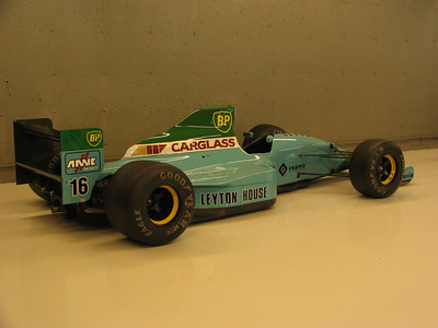 The Collings Foundation - Leyton House-Judd CG901 F1 car (1990)
