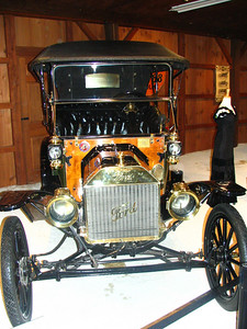 The Collings Foundation - Ford Model T Touring Car