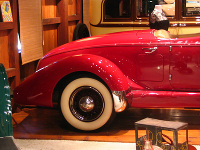 The Collings Foundation - Auburn Boattail Speedster