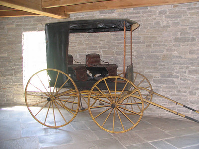 The Collings Foundation - 1800's carriage