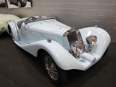 ANNEX. Squire. The Squire company was similar to SS/Jaguar but their cars were priced too high and the company folded after producing just a few cars.