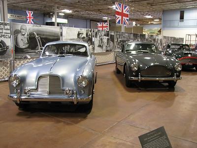 Aston Martin DB2 Mk I and Mk II