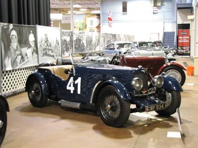 Aston Martin1.5-liter Mk II