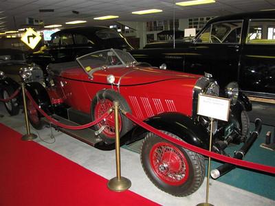 Auburn Boattail Speedster (1928)