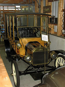 Ford Model T Depot Hack truck