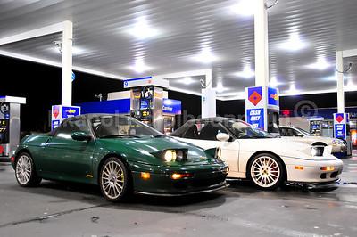 2 Lotus Elans M100