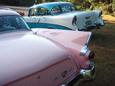 B.A.D. Car Show 2011