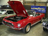 LotNumber 648 SOLD $97,000<br /> Year 1968 <br /> CarMake SHELBY <br /> CarModel GT350 <br /> CarStyle CONVERTIBLE <br /> ExteriorColor RED <br /> Interiorcolor BLACK <br /> Cylinders 8 <br /> Engine 302 HI-PO <br /> Transmission 4-SPEED MANUAL <br /> Summary A real GT350 convertible with factory red exterior with black top and interior. Fully restored and fully serviced. Listed in the Shelby Registry. <br /> Description A 1968 authentic GT350 convertible. Documented with full Ford Marti Auto Works Report and in the Shelby Registry. Full highly detailed restoration. Super show car quality paint in its factory red exterior. Just came out of private collection. This will be a great, desirable collector car. Autographed by Shelby. The high bidder will get a true dream car. Runs just as nice as it looks. Step up to the plate now.