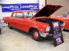 LotNumber 631.1  SOLD $36,500<br /> Year 1962 <br /> CarMake CHEVROLET <br /> CarModel BISCAYNE <br /> CarStyle 2 DOOR HARDTOP <br /> ExteriorColor RED <br /> Interiorcolor TAN <br /> Cylinders 8 <br /> Engine 409 <br /> Transmission 4-SPEED MANUAL <br /> Summary Upgraded with a 409/409hp engine with 2 factory 4-barrels. Very rare heater and radio delete, factory sun-tachometer, 4-speed. All original sheet metal in this upgraded 409 Biscayne. <br /> Description Upgraded with a 409/409hp engine with 2 factory 4-barrels. Very rare heater and radio delete, factory sun-tachometer and a 4-speed. All original sheet metal in this upgraded 409 Biscayne.