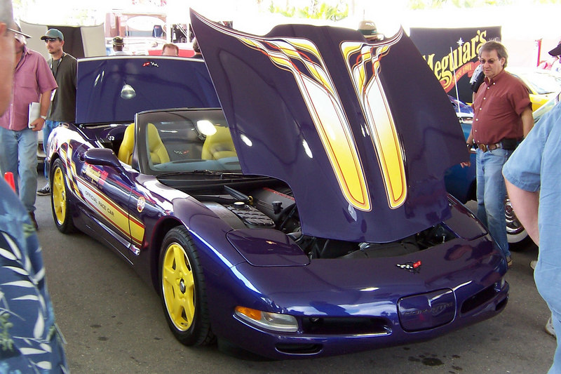 1998 Corvette Indy Pace car. $32,400