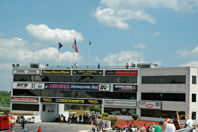 Virginia Motorsports Park; Celebrating the Legends and History of Drag Racing.