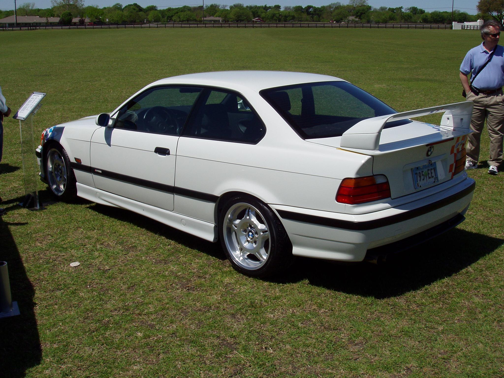 1st  of ~120 1995 BMW M3 Lightweights Built