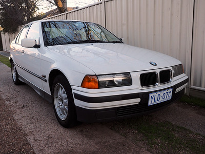 BMW 323i 1996 immaculate