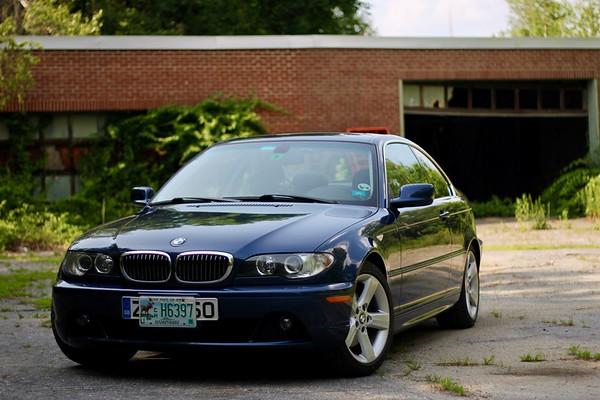BMW 325Ci '04