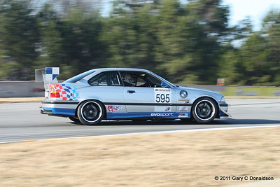 BMW CCA Club Racing - 19-Feb-2011