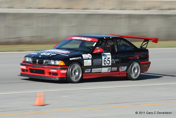 BMW CCA Club Racing, Road Atlanta, 9/10/2011