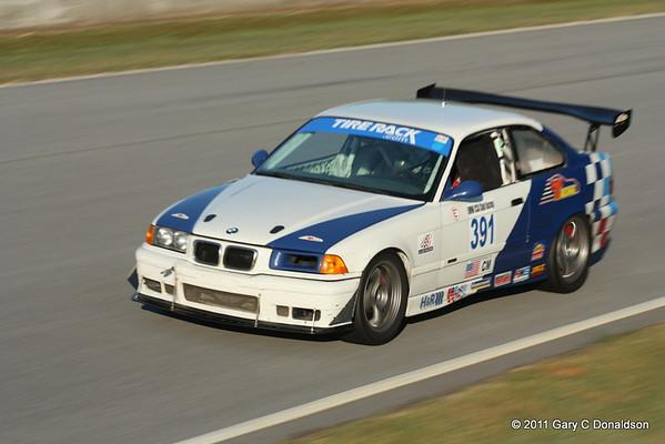 BMW CCA Club Racing, Road Atlanta, 9/11/2011