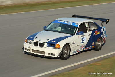BMW CCA Club Racing, Road Atlanta, 9/11/2011