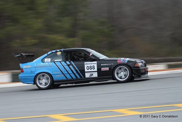 BMW CCA Club Racing, Sunday, 20-Feb-2011