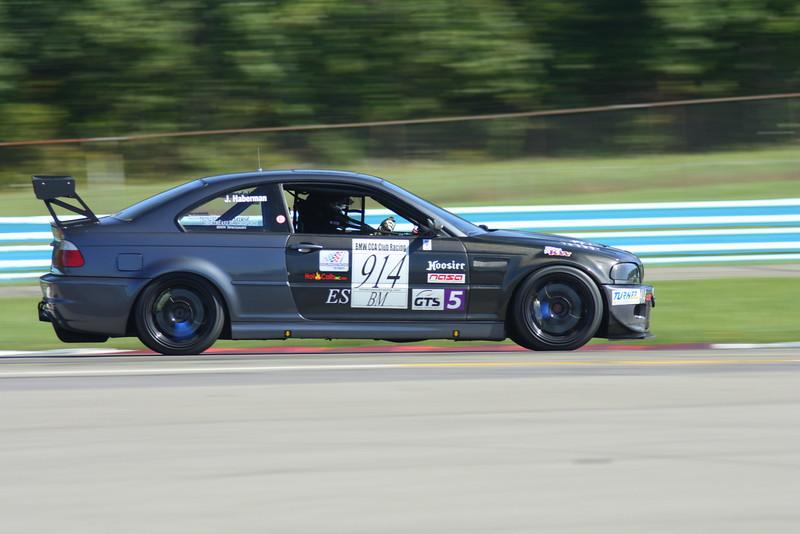 BMW CCA Club Racing, Watkins Glen International, Friday enduro, 20-Sep-2013; Bus stop
