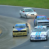 BMW CCA Club Racing, Watkins Glen International, Saturday sprint, 21-Sep-2013; Turn 7 ('Toe of the Boot')