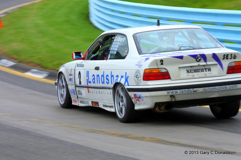 BMW CCA Club Racing, Watkins Glen International, Sunday sprint, 22-Sep-2013; Turn 11