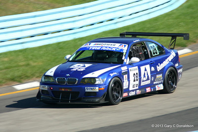 BMW CCA Club Racing, Watkins Glen International, Friday, 20-Sep-2013; Turm 7 ('Toe of the Boot')