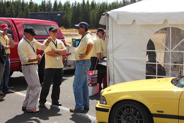 BMW CCA Puget Sound Region Track Day 8-24-12